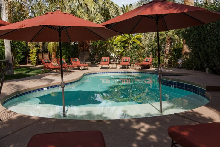 """Check out this awesome listing on Airbnb: Palm Springs Private """"Garden Room"""" Casita - Bungalows for Rent in Palm Springs - Get $25 credit with Airbnb if you sign up with this link http://www.airbnb.com/c/groberts22"""