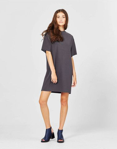 Coop - Hissy Knit Dress  Shop: http://www.theonlinestore.co.nz/collections/womens-new-arrivals/products/hissy-knit-dress-1