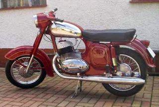 Jawa 350 typ 354.06