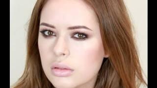 Cara Delevingne Burberry Makeup Tutorial For Pale Skin, via YouTube.
