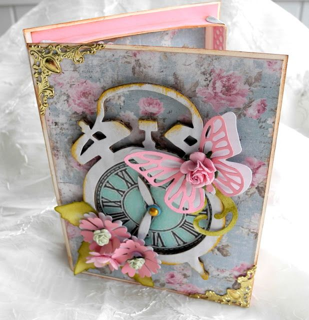 Crafting ideas from Sizzix UK: A giftbox