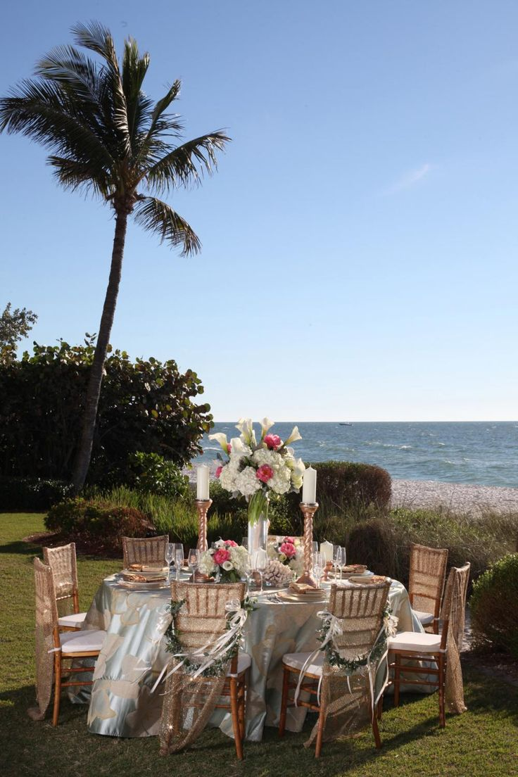 best beach wedding locations on budget%0A Wedding Reception Ideas  Elegant Oceanfront