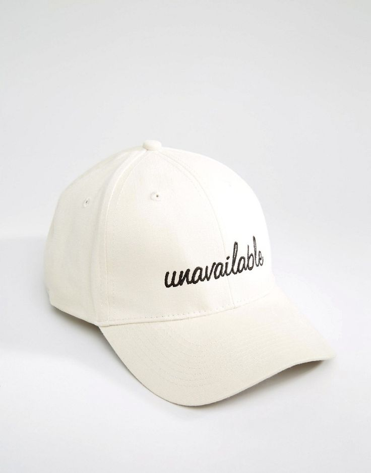 Image 3 of Adolescent Clothing Unavailable Embroidered Baseball Cap