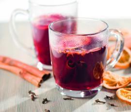 Recept Svařené víno od Vorwerk vývoj receptů - Recept z kategorie Nápoje