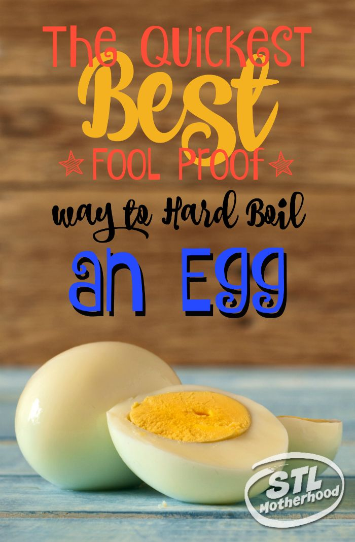 The quickest, best fool poof recipe for hard boiling an egg! This tutorial also gives you an egg that easy to peel...really helpful for those deviled eggs you'll be fixing later!