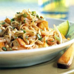Pad Thai TimeThai Food, Vegetarian Pads, Thai Noodles, Asian Food, Pads Thai, Pad Thai, Gluten Free, Padthai, Thai Recipe