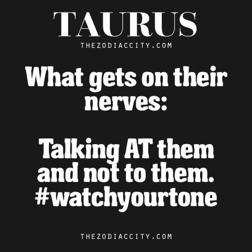 Zodiac Taurus | Read all Taurus posts here.
