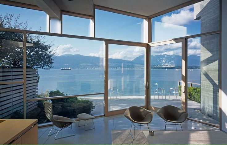 good day! - Shaw House / Patkau Architects, Vancouver, Canada