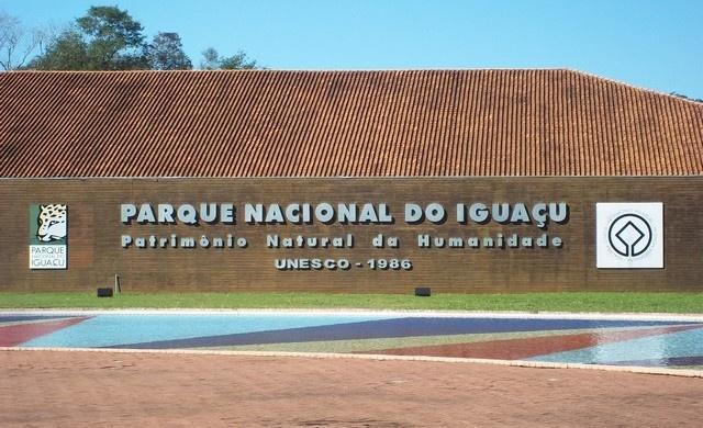 O Parque Nacional do Iguaçú e a energia das Cataratas