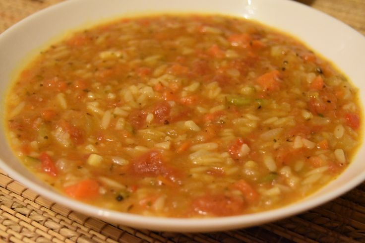Thermobexta's Whatever Chunky Vegetable Soup