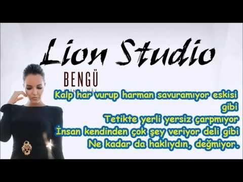 Sanatçı: Bengü Albüm: İkinci Hâl (Doğan Müzik) Çıkış tarihi: 2014 Bengü - Kadar sözleri: Duruldu dalgalarım Vurmuyorum eskisi gibi Şiddetle, şiddetle ...