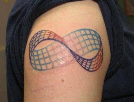 him.: Strips Tattoo, Tattoo Ideas, Math Tattoo, Art Tattoo, Tattoo Tattoo, Infinity Tattoo Design, Tattoo Collection, Geek Tattoo, Tattoo Ink
