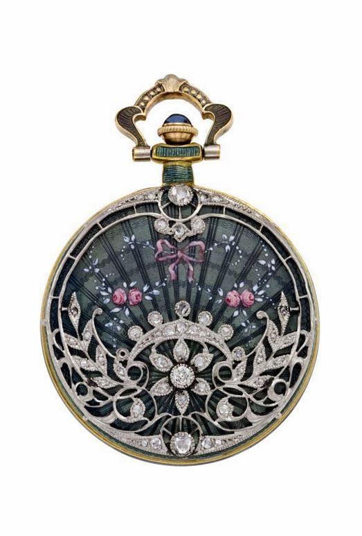 290 best antique pocket watches images on pinterest antique sapphire diamond enamel silver and gold pocketwatch circa 1910 swiss antique watchesvintage watchesancient mozeypictures Images