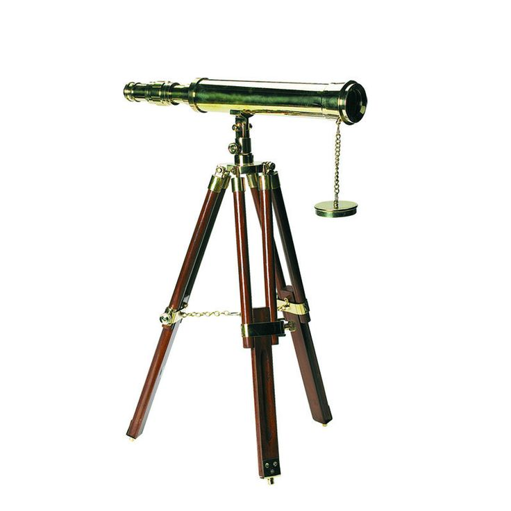 citiesocial – Telescope Table Stand 銅製望遠鏡