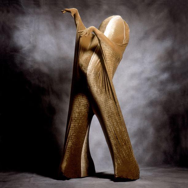 Leigh Bowery was creativity itself.