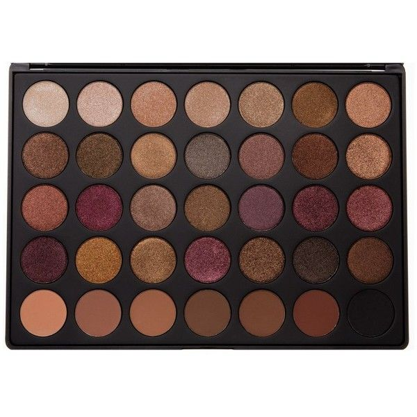 Morphe F Color Fall Into Frost Palette