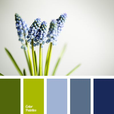airy dark blue, apple-green, Blue Color Palettes, color combination, color of…