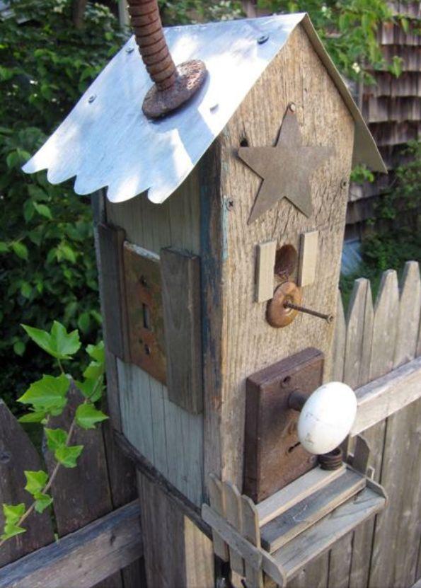 Bird Feeders for the birds Love the