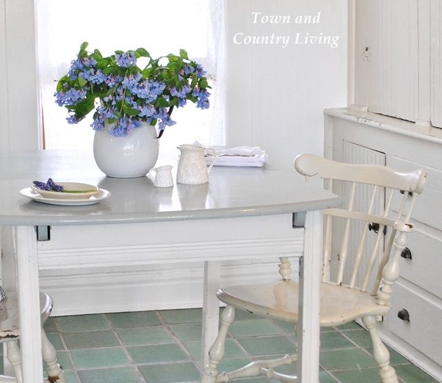 Hometalk-The secret to creating farmhouse style in your kitchen can be summed up in one word. Simplicity. Farmer's wives work from sun-up to sun-down just like their husbands. They help with farm chores while raising kids, keeping house, and canning the fruits of the farm. A busy lifestyle means the home needs to be simple, not fussy. It also needs to be functional with frequently used tools close at hand.