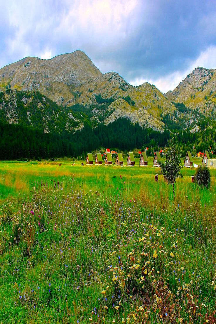 DAYTRIP: Views in the Montenegro Mountains near Cetinje. Click for More Details