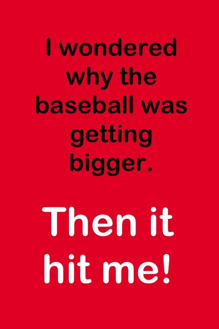 Funny Pun: Baseball
