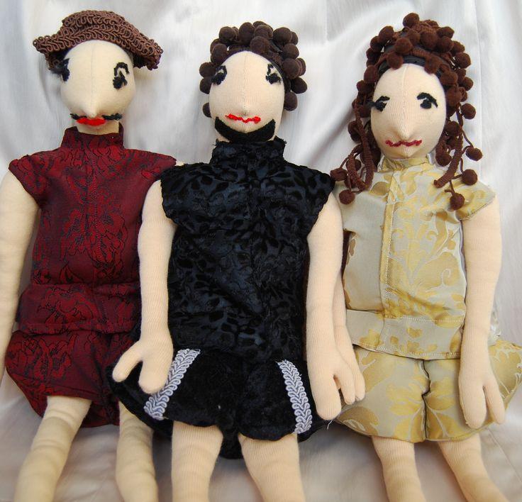 3 RongyLord: Károly, Henrik, Mátyás