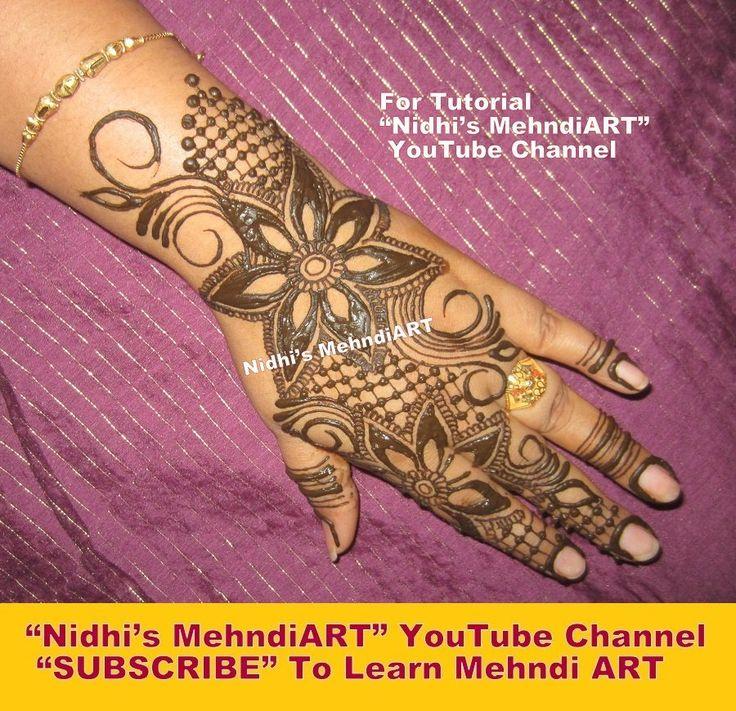 . beautiful  henna  mehndi  mehandi  mehendi  art  design