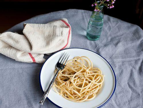 My kind of pasta dish from @sassyradish