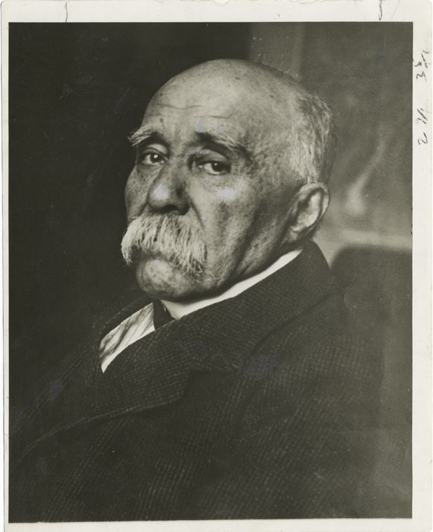 georges clemenceau and world war i essay Georges clemenceau from between germany and the allied powers that eventually ended world war one world war i and the treaty of versailles essay.