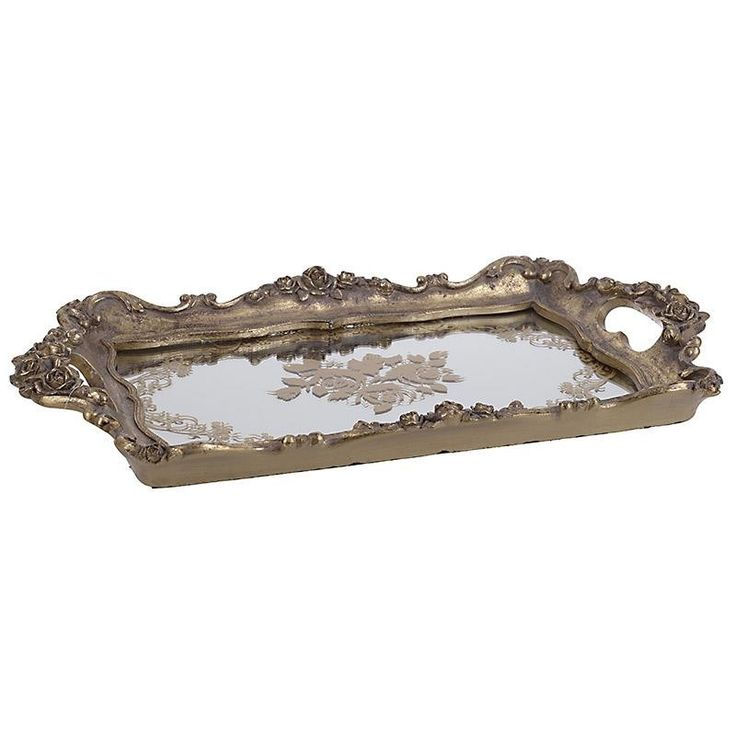 Decorative Tray - Trays - Placemats - DECORATIONS - inart