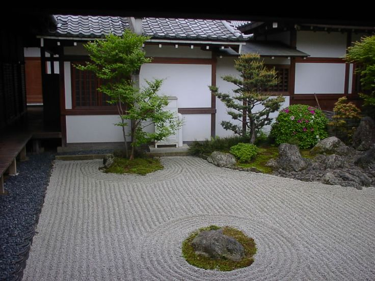 Seriously Considering Zen Garden For Water Conservation.