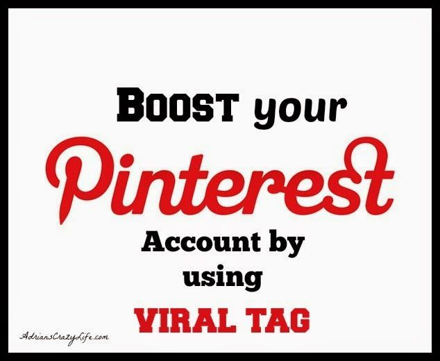 Boost Your Pinterest Account by Using Viral Tag