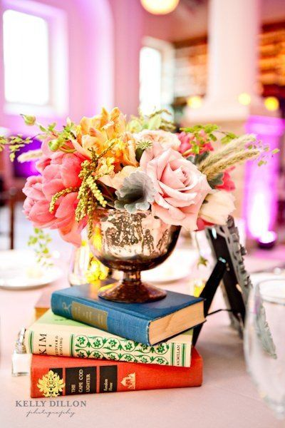 Vibrant Floral Centerpiece