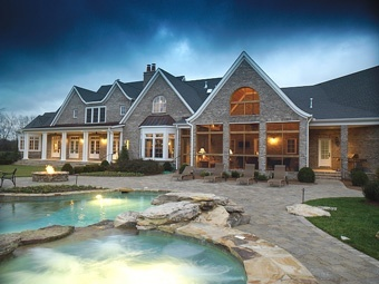 Wish this was my house