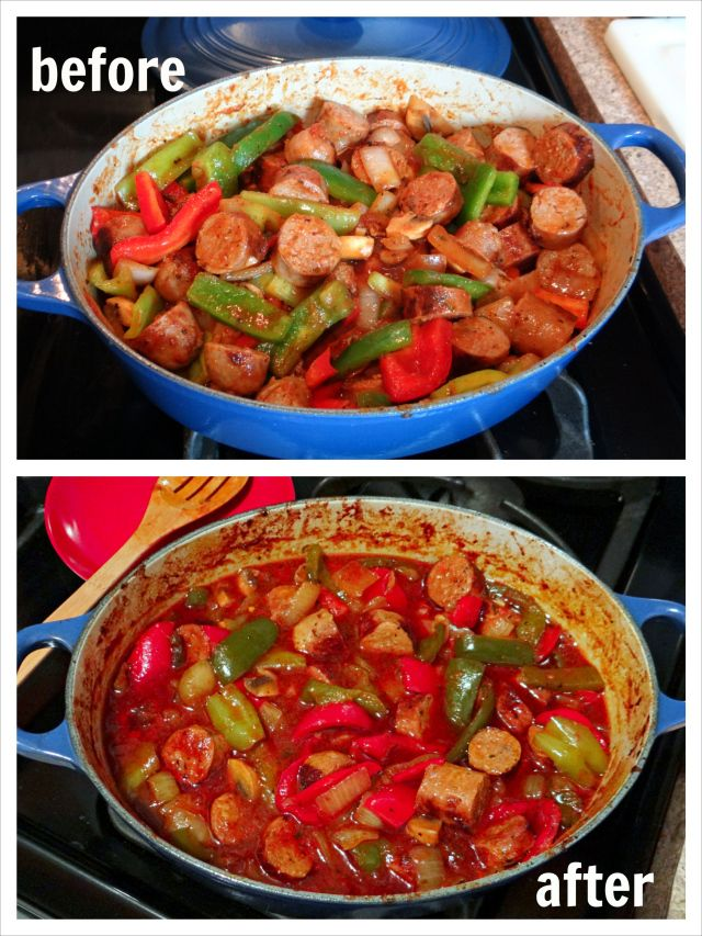 I'm so excited to share this easy one-pot recipe with you all today. As Josh said to me last night after scarfing down his portion - this recipe is in my blood. I have to agree - there is somethi...