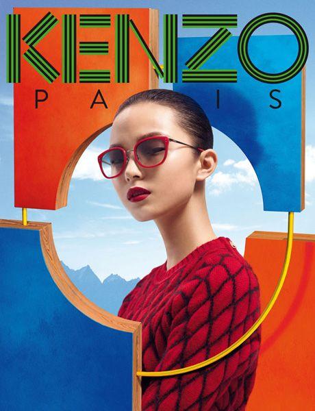 KENZO ACCESSORIES CAMPAIGN FW12/13