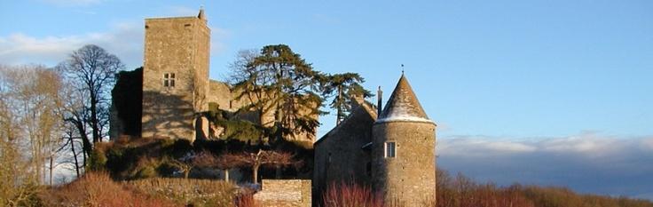 Chateau de Brancion