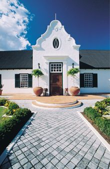 Cape Dutch style