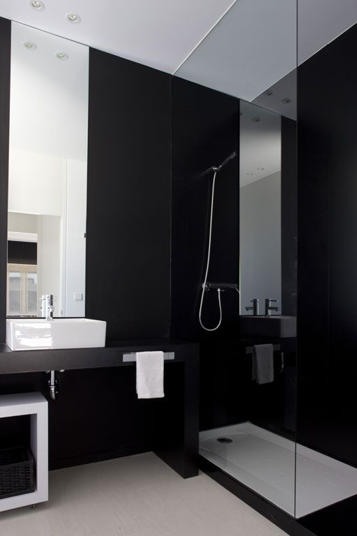 130 Best Bathroom Kylppäri Images On Pinterest  Bathroom Cool Small Black Bathrooms Inspiration Design