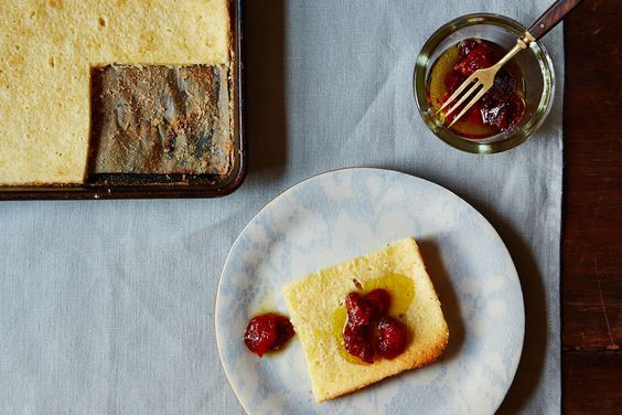 A Different Kind of Cheese Cake on Food52