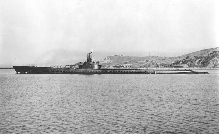 USS Tang (SS-306) - Wikipedia