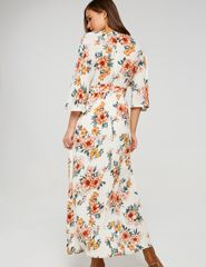 Dallas Split Hem Maxi Dress