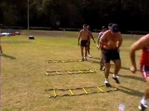 Rugby Training With SAQ®  (Speed, Agility, Quickness (SAQ®)