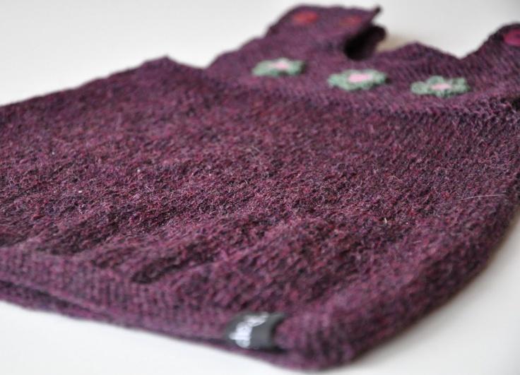 selekjole fra Nøstebarnboka i shetland soft