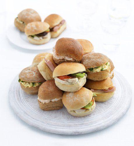 Classic mini rolls