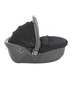 Britax Baby Safe Sleeper - Black Thunder. Birth to 10kg. http://www.parentideal.co.uk/mothercare---car-seat.html