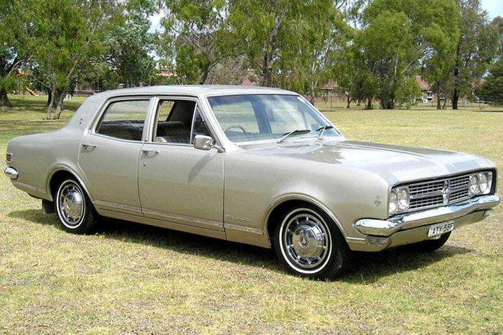 Sold: Holden HK Premier Sedan Auctions - Lot 24 - Shannons