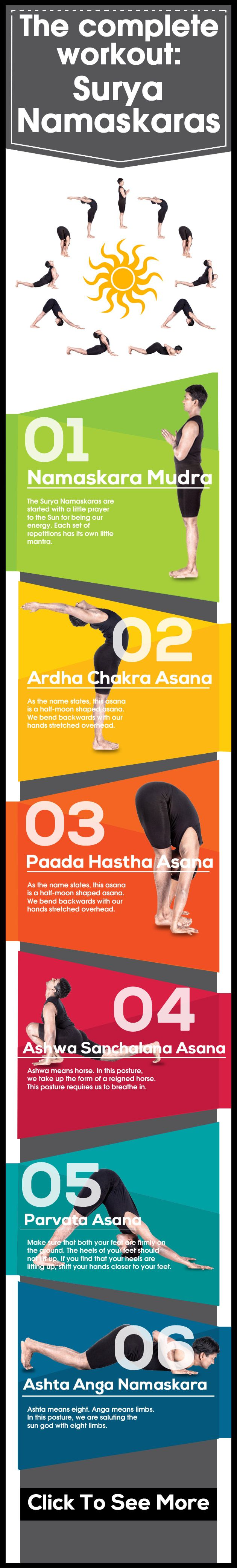 The Complete Workout: Surya Namaskaras