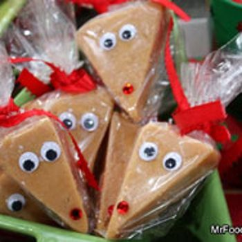 Reindeer Fudge Recipe - ZipList