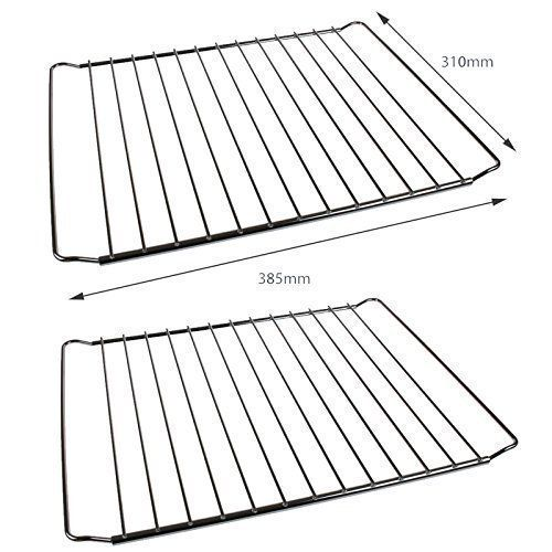 2 Pack of Universal Oven Cooker Shelves Rack Grid Adjustable Extendable Design: Amazon.co.uk: Kitchen & Home